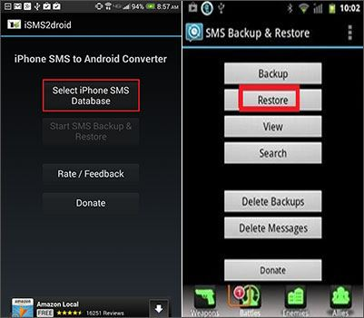 4 Methods to Transfer Messages from iPhone to Android