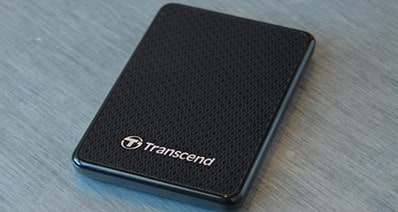 How to Recover Data from Transcend External Hard Drive