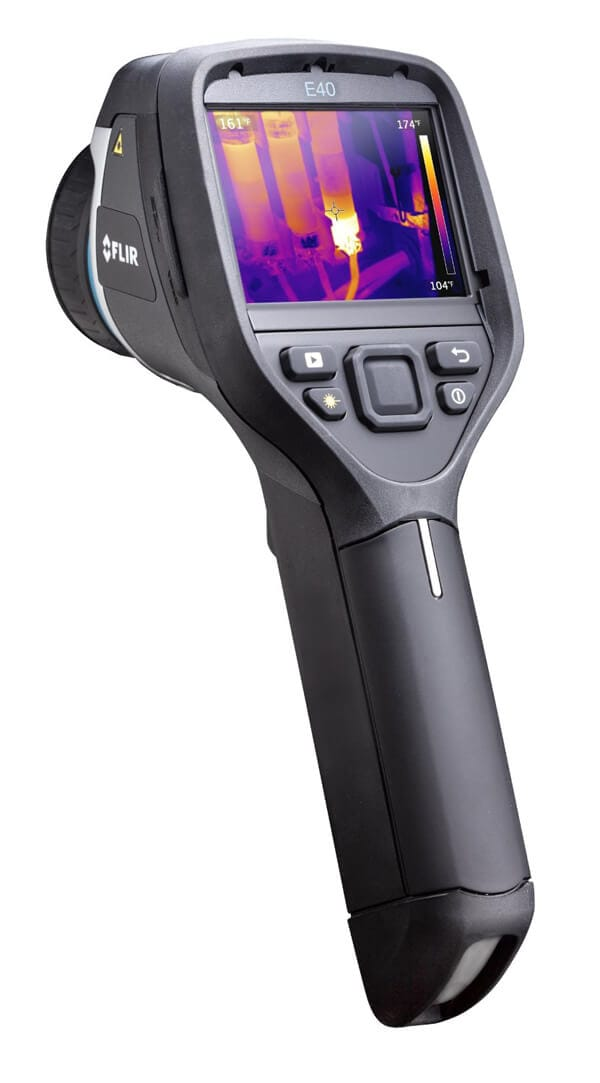 iphone 6s infrared camera flir e40
