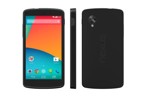 best alternative to iphone 6s google nexus 5