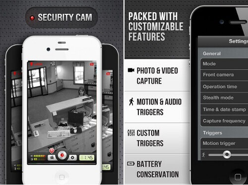 5 Best Spy Camera Apps for iPhone