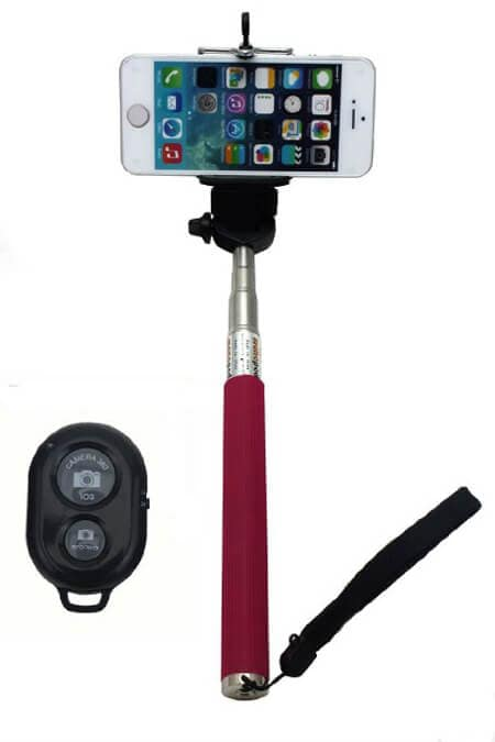 bluetooth iphone camera ufcit
