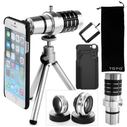 iphone 6s camera accessories yopo