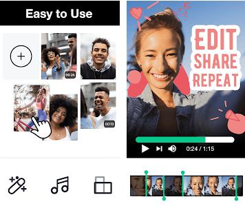 apps para editar video para youtube con Magisto