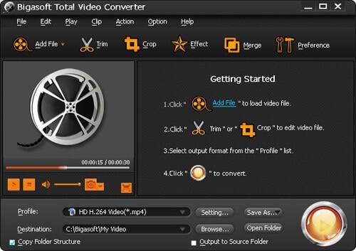 igasoft Total Video Converter