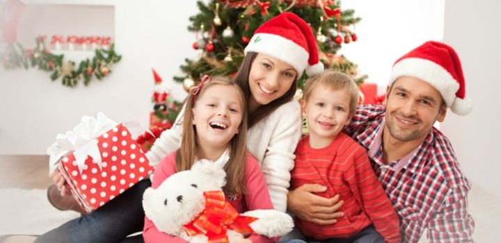 create christmas picture