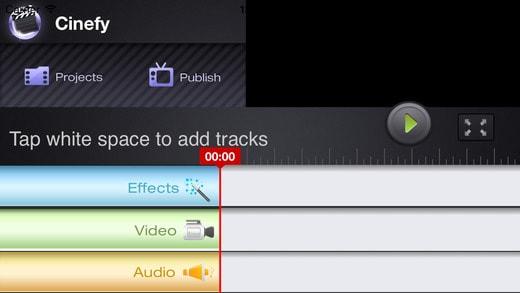 video speciale effecten app