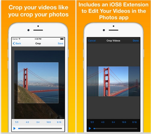 apps that crop videos