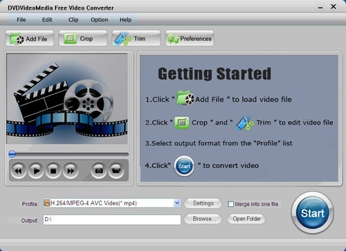 Top 5 Video Editor for PC Free Download