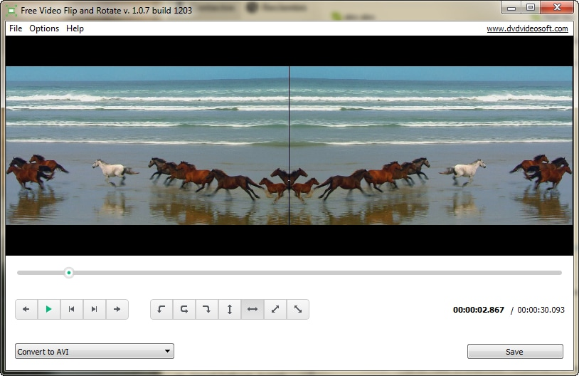 Top 10 video rotate free software for mac and windows software rotate video ccuart Gallery