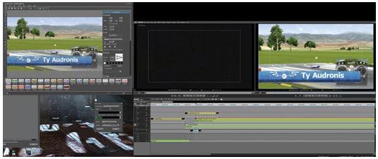how to create split screen videos