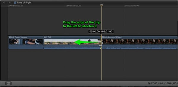How to Cut Video in Final Cut Pro