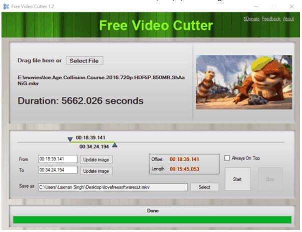 video splitter online