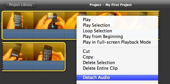 software to separate audio from video