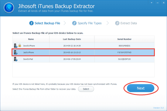 iPhone Photo Extractor: How to Extract Photos from iPhone Backup
