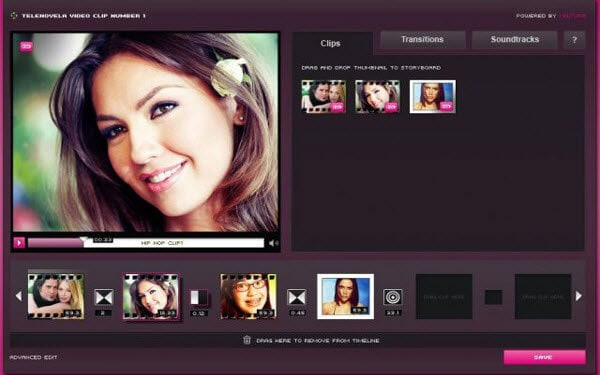 Top 7 free online video editor Free photo software