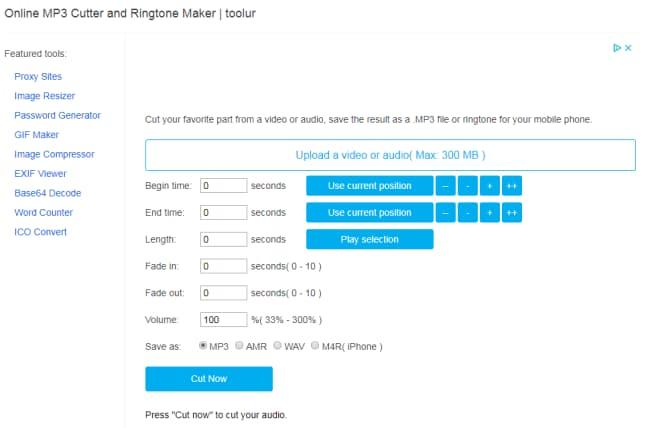 MP3 Ringtone Editor - How to Edit MP3 for Ringtone