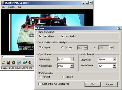 Top 5 Best MPEG Splitter to Split MPEG/MPG to Small Clips
