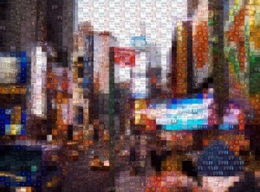 mosaic picture maker