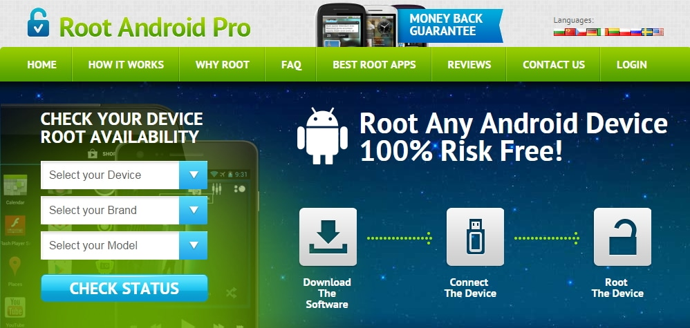 programa root android
