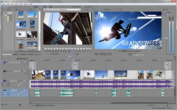 professional video editor for windows 10