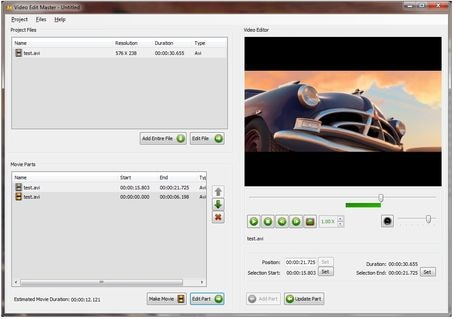 Top 5 FLV Splitter Freeware to Split FLV Easily and Fast