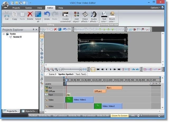 vsdc free video editor for windows 10