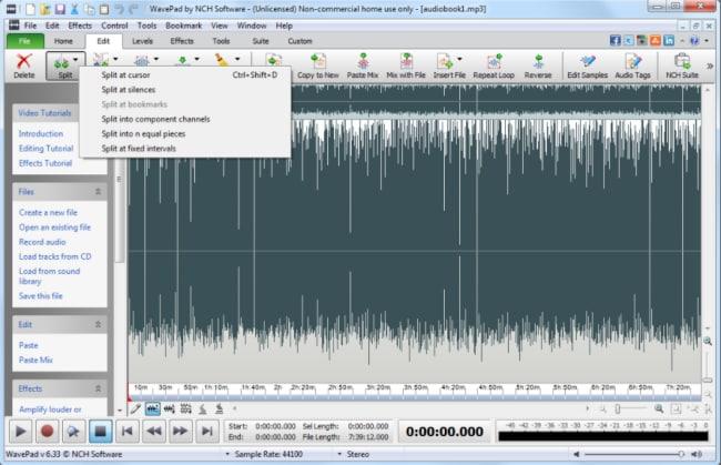 Meilleur Logiciel pour couper MP3 - Comment couper un fichier MP3 sur PC / Mac