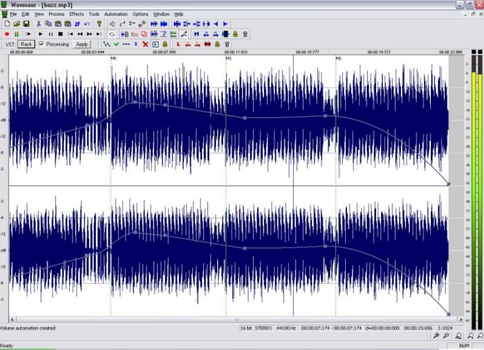 mp3 song editor
