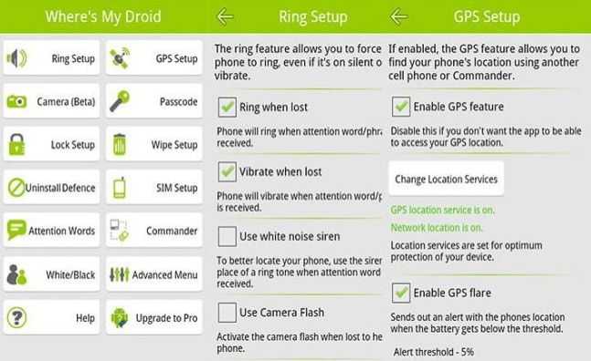 Top 5 Apps to Find Lost Android Phone