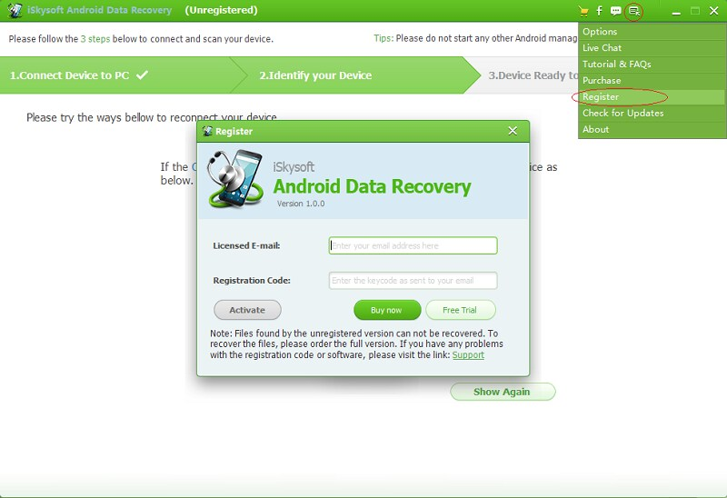 Any data recovery registration key crack | EaseUS Data Recovery
