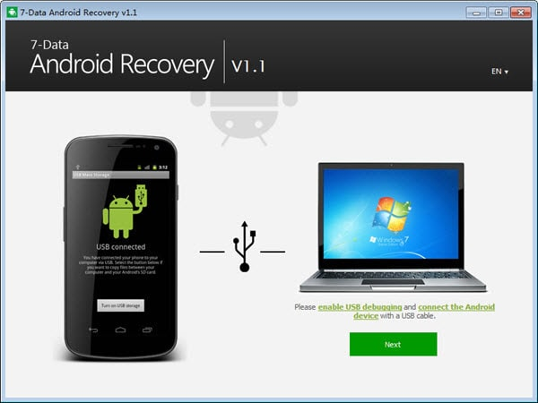 Top 5 Android Contacts Recovery Free Download
