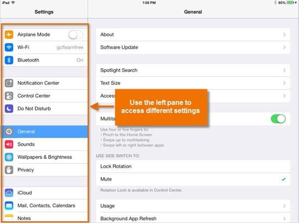 How to Delete Passcode on iPad