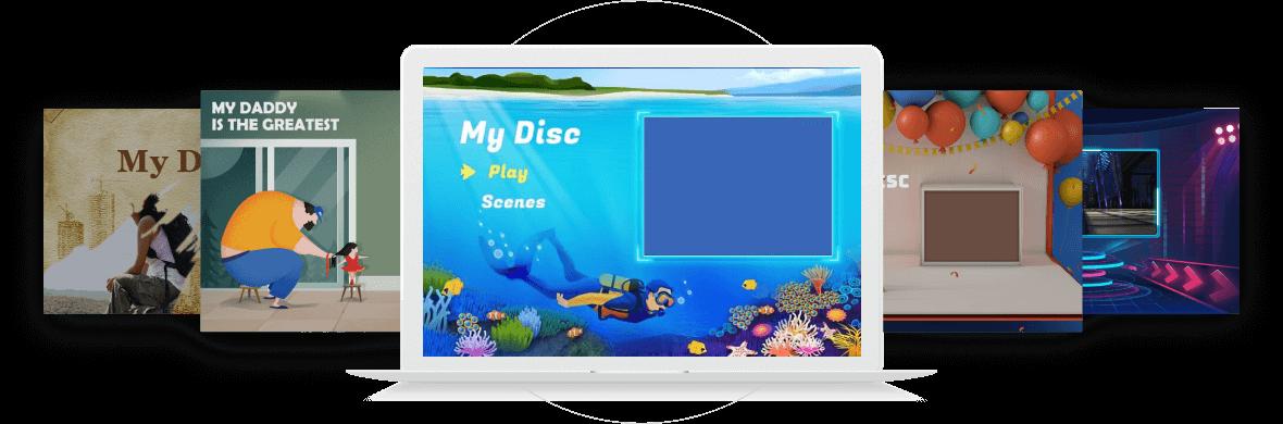 dvd theme