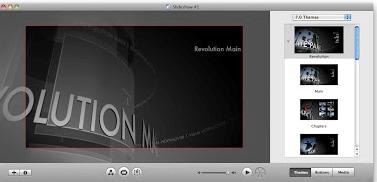 create idvd slideshow
