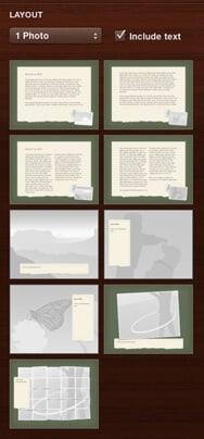 Photo essay themes