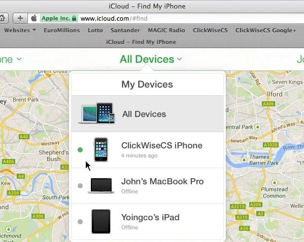 How to Completely Erase iPhone from iCloud
