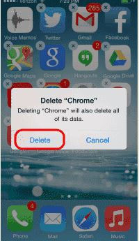 delete apps on iphone the best way to clean apps on iphone 13951