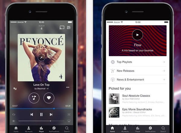 Top 7 Music Storage Apps on iPhone