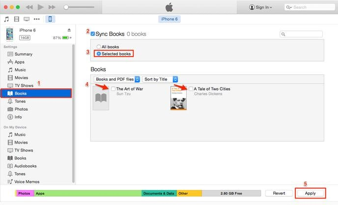 How to Delete Books from iPad