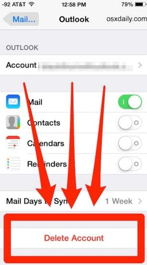 How to Delete All Email on iPhone 7, iPhone 6s, iPhone 5, iPhone 4, etc.