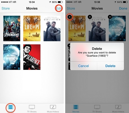 How to Delete Movies from iCloud Permanently