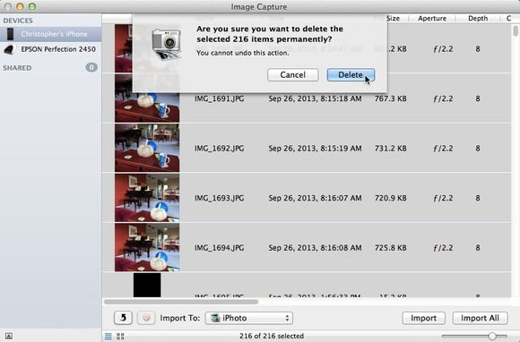 How to Delete Photos from Phone