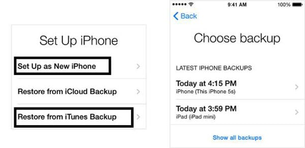 Wipe and Restore iPhone, What Is the Difference?