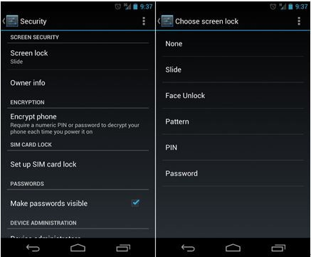 All Tips You Should Know about How to Lock Android Phone