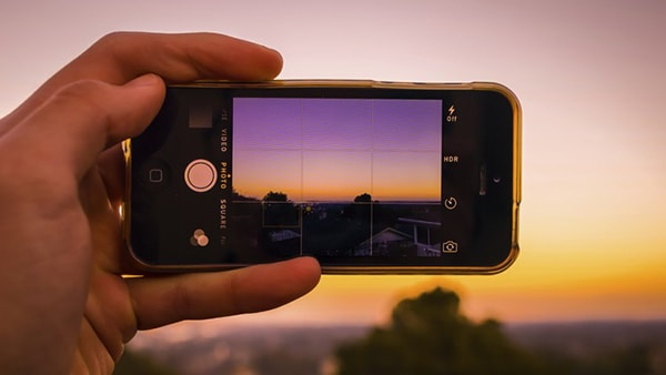 manage photos on iphone