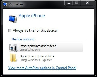 How to Save Photos from iPhone