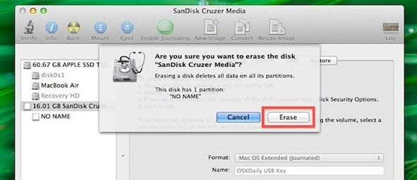 erase mac data completely