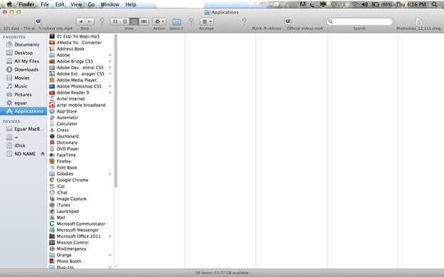 Como Formatar Unidades FAT32 e NTFS em Mac