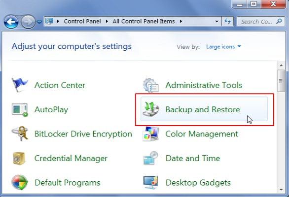 how to use a backup hard drive mac